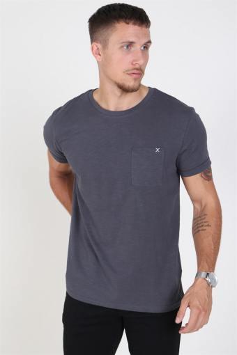 Clean Cut Kolding T-skjorte Charcoal