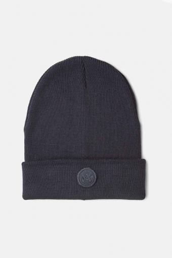 Beanie recycled Navy