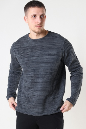 Copenhagen Peter Knit Dark Grey/Black