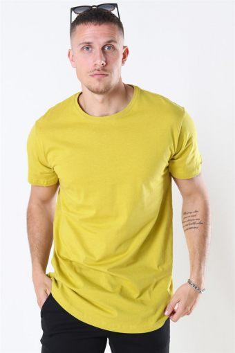 Klokkeban Classics TB638 T-shirt Lemon Mustard