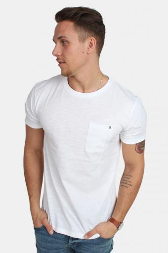 Clean Cut Kolding T-skjorte White