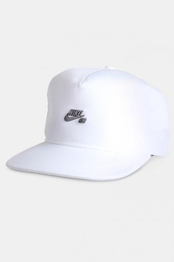 SB DRI-FIT Caps White