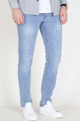 Loom Slim Jeans 5261 Blue Denim