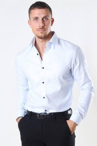 Viggo Dobby Skjorte White