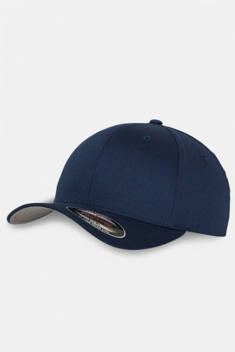 Flexfit Wooly Combed Original Caps Navy