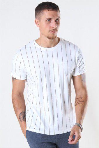 Clean Cut Louis Organic T-shirt White
