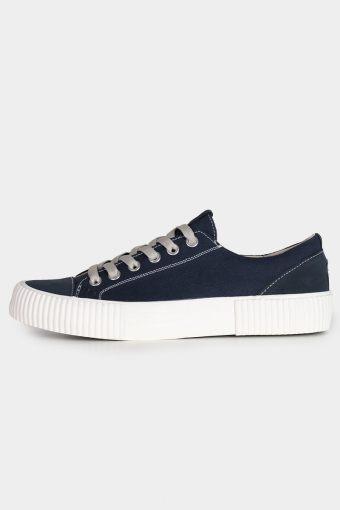 Bushwick Canvas Sneakers Navy
