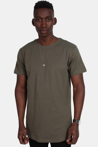 Klokkeban Classics Tb638 T-shirt Olive