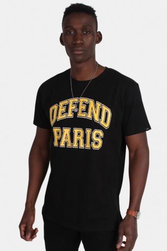 92 Tees T-skjorte Black