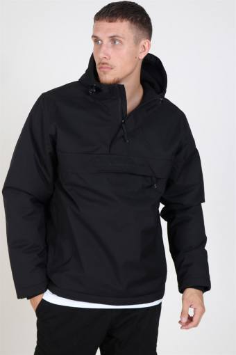 Frenzy Anorak Jakke Black