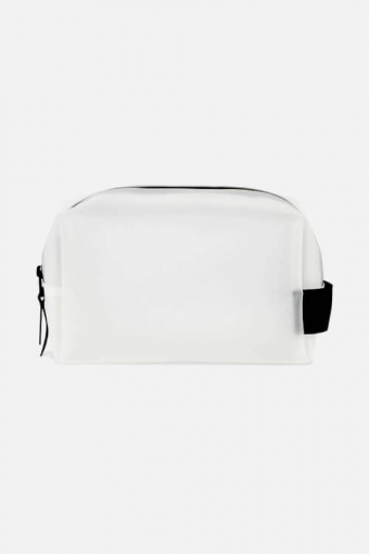 Wash Bag Small Foggy White