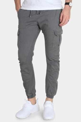 Cargo Jogging Bukser Dark Grey