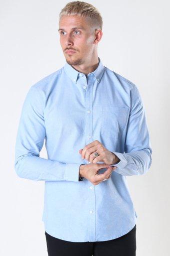 ONSNEIL LIFE LS OXFORD SHIRT NOOS Cashmere Blue