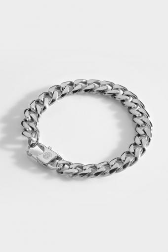Sequence Armbånd Silver