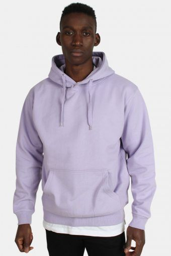 Hooded Genser Lavender