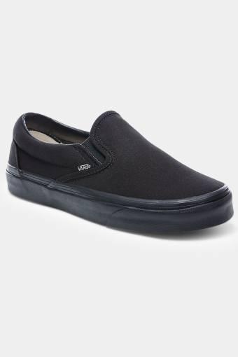 Classic Slip-On Sneakers Black/Black