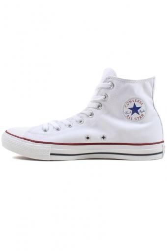 All Star Hi Optic White