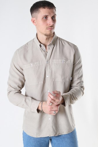 Pikan Tenc Shirt Ecru