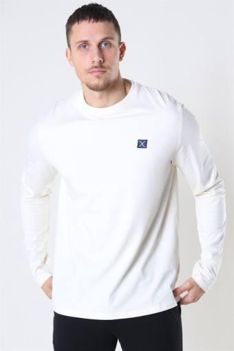 Basic Organic T-shirt LS Ecru
