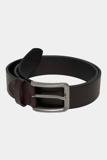 Charlton Leather Belt Brown