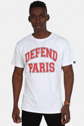 92 Tees T-skjorte White