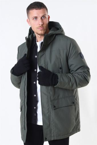 Peter Technical Parka Deep Depths