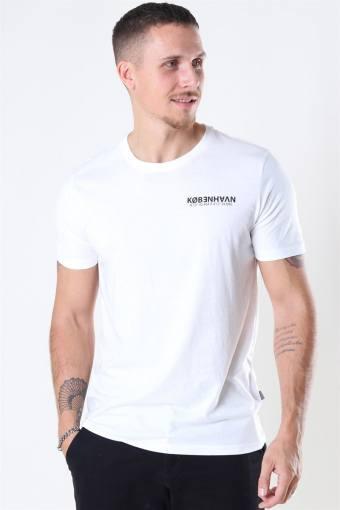 Matti SS T-Shirt White
