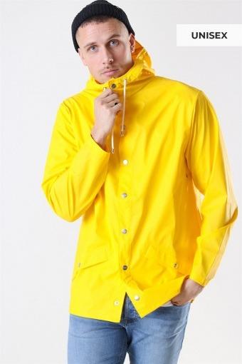 Regnjakke Yellow