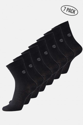 Beck Recycled 7 pack Black
