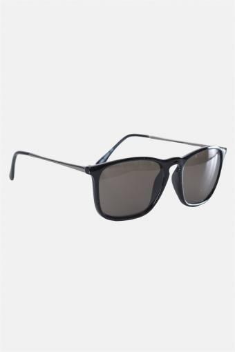 Fashion 1393 Black Gun Solbrille Grey Lens