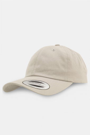 Flexfit Low Profile Cotton Twill Baseball Caps Stone