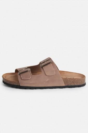 Alex Bio-sandal Taupe
