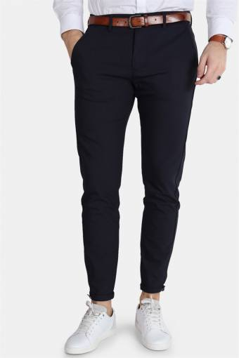 Pisa Chino Small Dot Navy