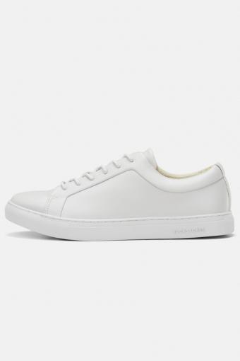 Sputnik PU Sneakers Bright White