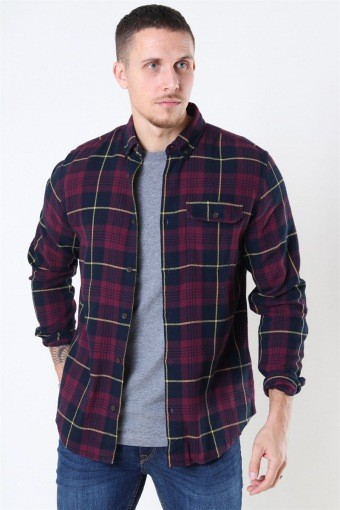 Jack & Jones Emmerson Skjorte LS Port Royale