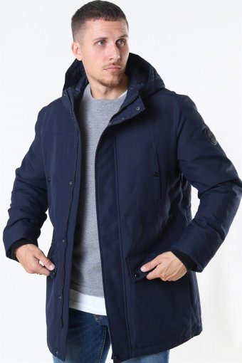 Peter Technical Parka Night Sky