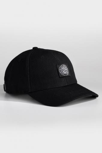 Vegvisir Patch Cap Black