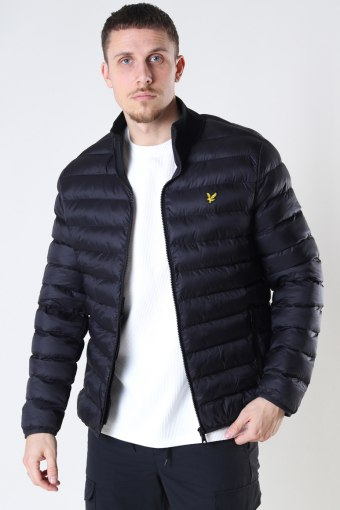 Packable Puffer Jacket Jet Black