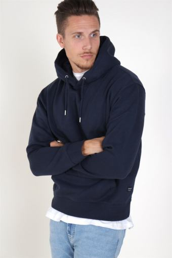 Jack & Jones Soft Genser Hood Navy Blazer