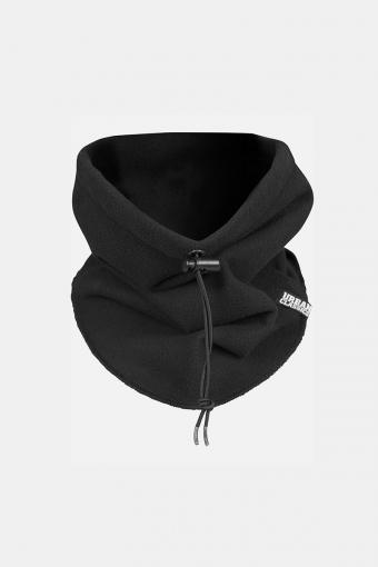 Klokkeban Classics TB1686 Polar Fleece Neck Gaiter Black