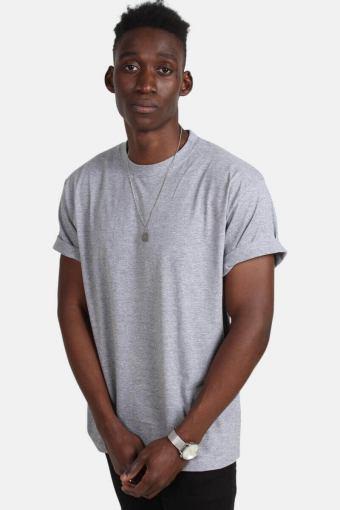 T-skjorte Oxford Grey