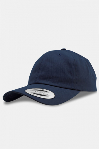 Flexfit Low Profile Cotton Twill Baseball Caps Navy