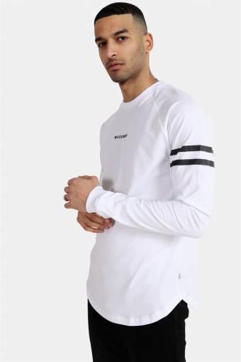 Greak Sign T-skjorte White