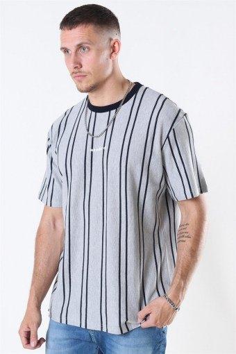 Craz Soccer T-shirt Light Grey