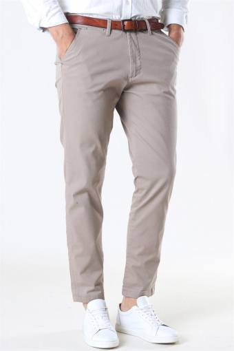 Slim-Miles Flex Chino Pants Greige