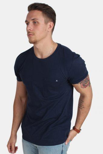 Clean Cut Kolding T-skjorte Navy