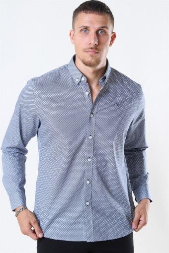 Clean Cut Siena Skjorte Blue