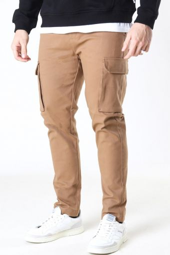 Clean Cut Milano Cargo Pants Khaki
