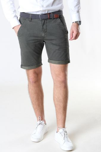 Louis Army Shorts inkl. Belte
