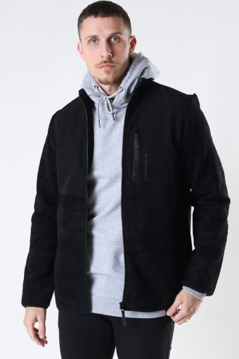 Koy Fleece 001 - Black